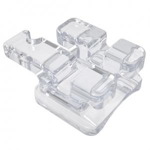 Leone bracket estético ghiaccio