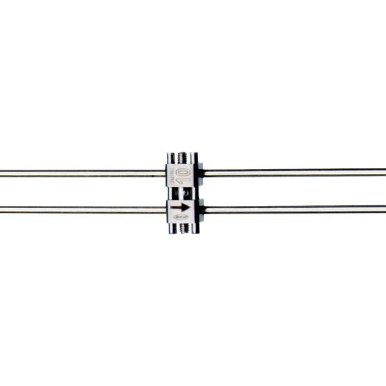 Leone disyuntor rápido anatómico con brazos ortogonales a0630-10