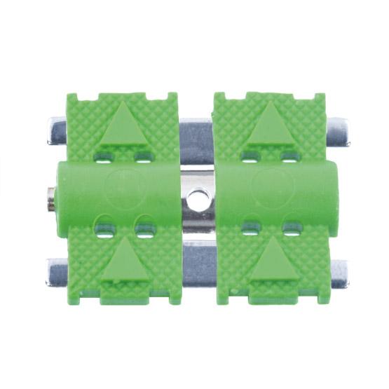 Leone tornillos pop color verde