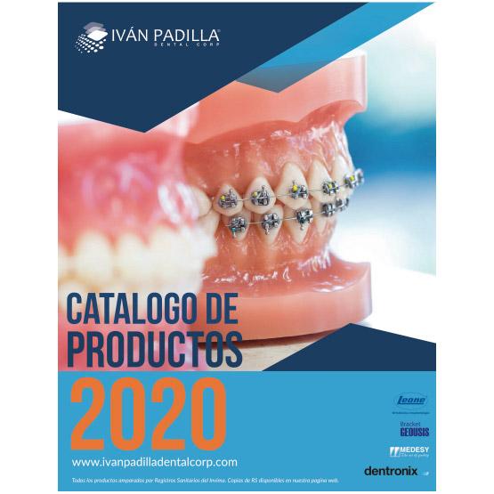 Catálogo de productos 2020