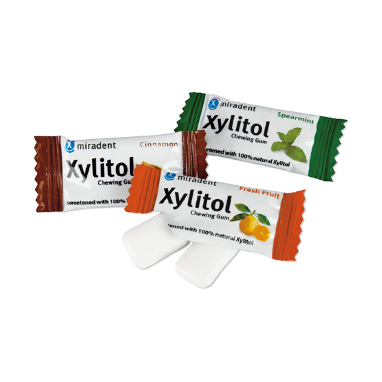 Xylitol chewing gum-1