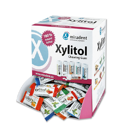 Xylitol chewing gum-2