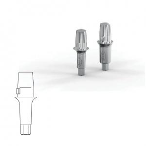 Pilares ti base 22-mm pp 40-mm