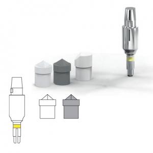 Scan post y scan body piramid 3-mm
